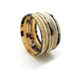 Bracelet en corne - 5 mm