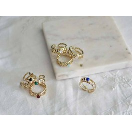 Bague ajustable LADY ( PM)