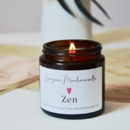 Bougie parfumée - ZEN