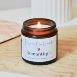 Bougie parfumée - ROMANTIQUE